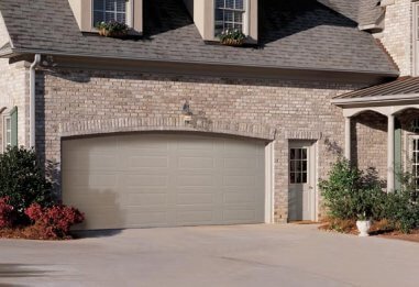 Amarr Heritage collection, Traditional style, Steel garage door