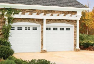 Amarr Straford collection, Traditional style, Steel garage door